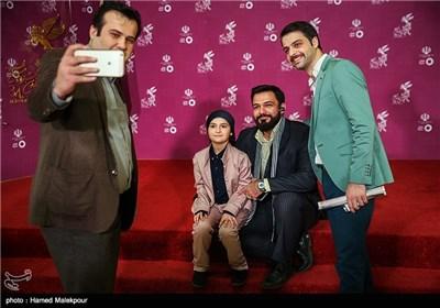 چهارمین روز سی و چهارمین جشنواره فیلم فجر - برج میلاد