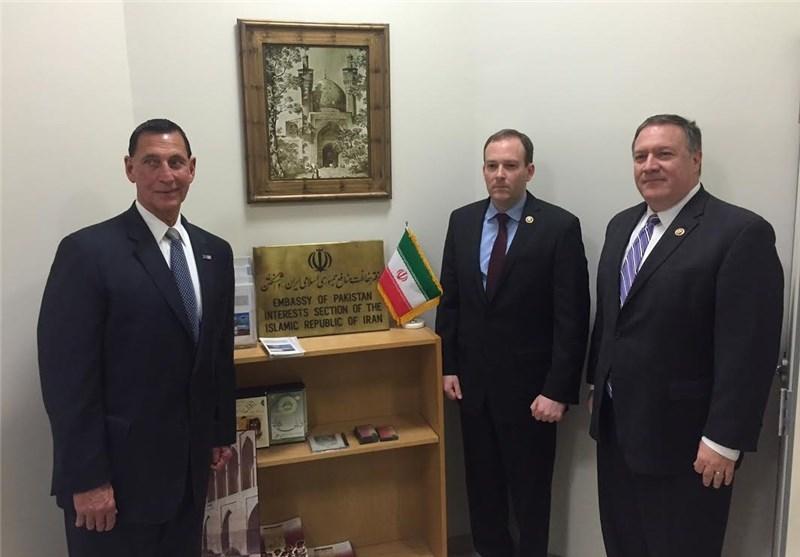 3 نماینده کنگره آمریکا خواهان دریافت ویزای سفر به ایران شدند