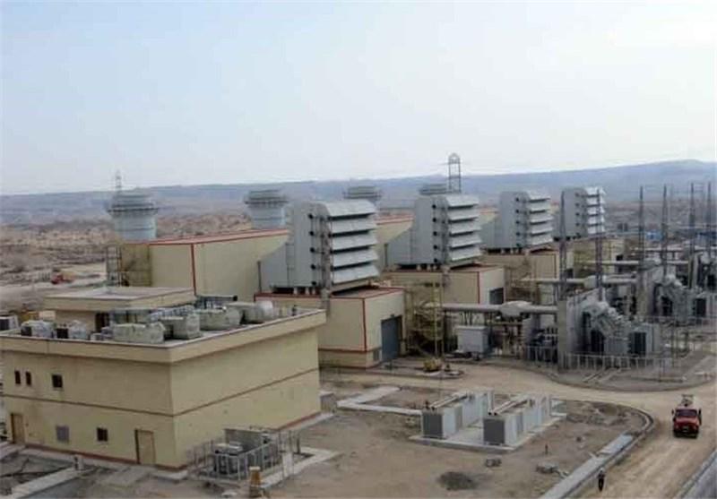 نیروگاه گازی گنو پس از 6 سال به بهره برداری رسید