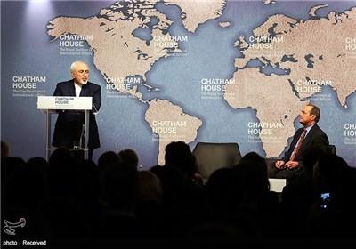 سفر وزیر امور خارجه به لندن