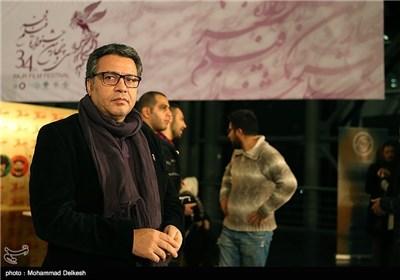 محمد حیدری دبیر سی و چهارمین جشنواره فیلم فجر