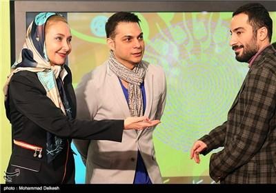 نوید محمد زاده،پیمان معادی و کتایون ریاحی در کاخ مردمی جشنواره فیلم فجر