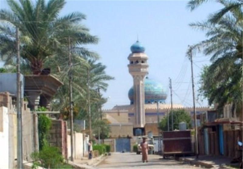 مسجد بزرگ الرمادی