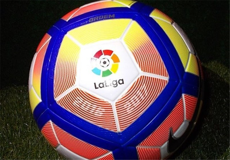 <h3>لالیگا، بدون شکست در لیگ قهرمانان جاری</h3>
