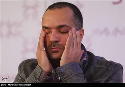 فجر 34 - نشست خبری فیلم زاپاس