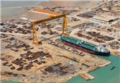 سکوهای پارس جنوبی در صدرای بوشهر سال آینده تکمیل میشود