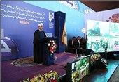 Iran's President Unveils Plans for Railroad Link with Iraq
