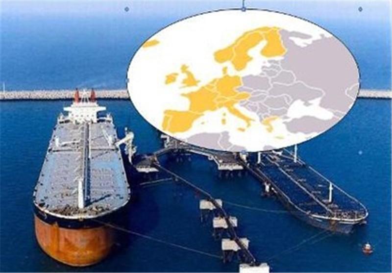 صادرات ایران من النفط والمکثفات الغازیة تجاوزت الـ 3 ملایین برمیل یومیا