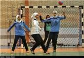 مسابقات کشوری هندبال دختران -اصفهان
