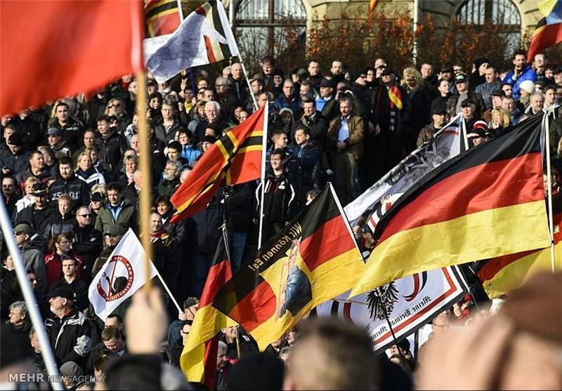 /تظاهرات علیه مهاجران در اروپا و استرالیا6