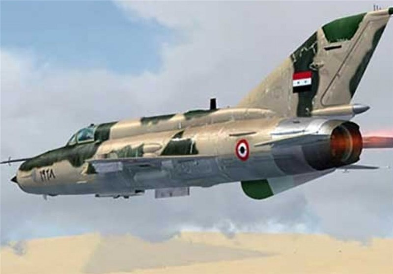 Syrian Jets Hit Daesh Positions in Deir Ez-Zor, Raqqa, Homs