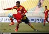 تساوی فولاد خوزستان و صبا در نیمه اول