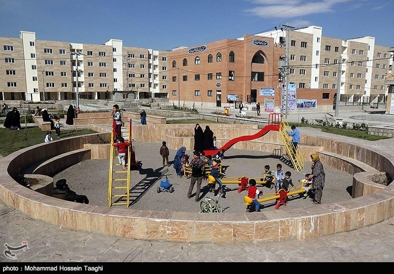 افتتاح پروژه های مشهد