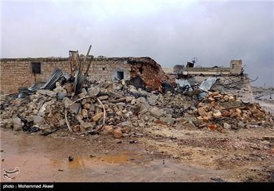 شهرهای آزاد شده نبّل والزهراء در حومه حلب