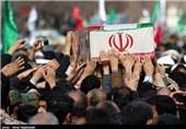 جزئیات وداع و تشییع شهید تازه تفحص شده تهرانی