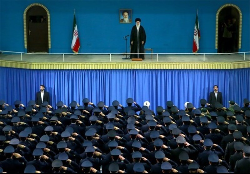 Leader: High Election Turnout to Safeguard Iran against Enemy Plots