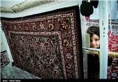 قالی بافی در اراک