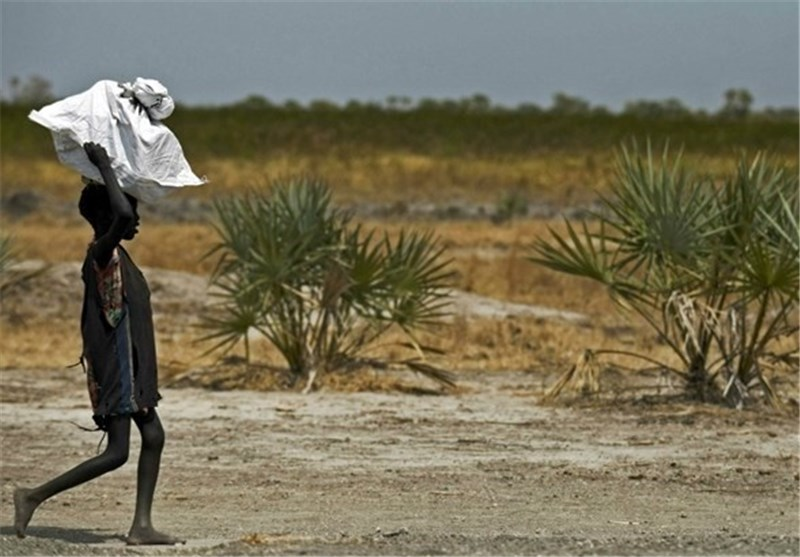 40,000 Starving to Death as S. Sudan Teeters on Famine: UN