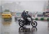 بارش برف و سرما در تهران7