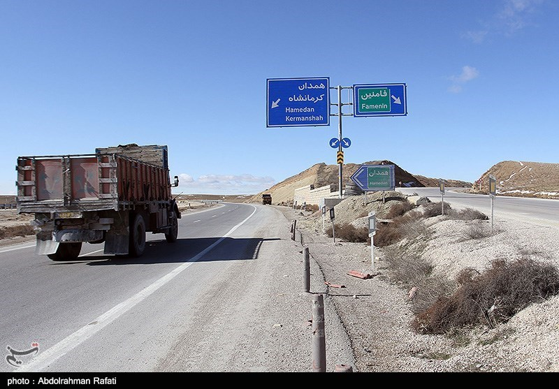 پروژه آزادراه همدان - سنقر -کرمانشاه نیازمند بیش از 1000 میلیارد تومان سرمایهگذاری است