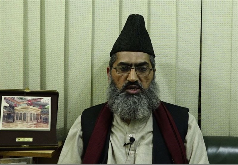 مفتی لیاقت صدیقی پاکستان