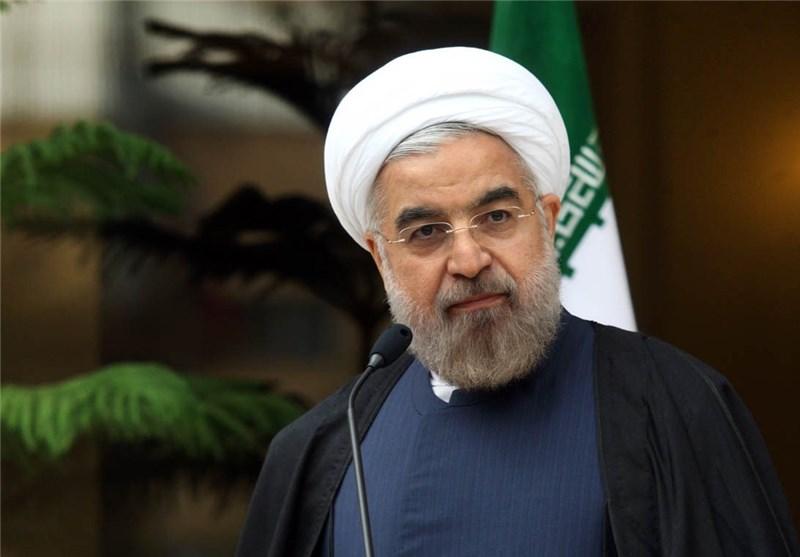 روحانی : ایران الاسلامیة لم ولن تبدأ النزاع ولا ترغب بإستمراره أیضا