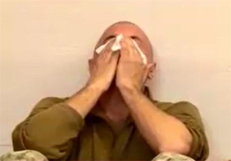 فیلم و تصاویر جدید از گریه تفنگداران آمریکایی بازداشت شده