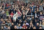 دیدار تیم های والیبال شهرداری ارومیه و پیکان تهران