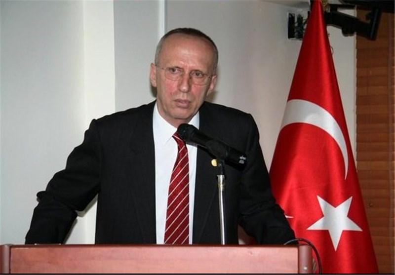 حسین ازبک ، دبیر کانون وکلای ترکیه