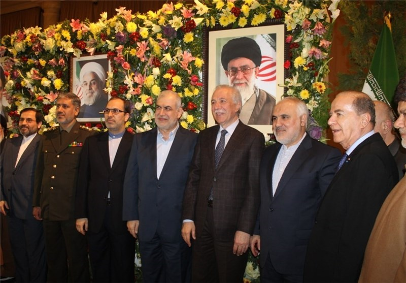 السفارة الإیرانیة فی بیروت أحیت الذکرى الـ37 لانتصار الثورة الإسلامیة