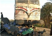 Scores Wounded in Egypt Train Crash