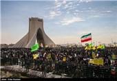 مسیرهای 10 گانه راهپیمایی 22 بهمن + جزئیات