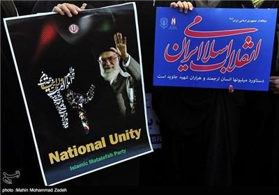 ایران الاسلام تشهد مهرجاناً وطنیاً کبیراً بذکرى فجر الانتصار