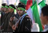راهپیمایی 22 بهمن در کرمان