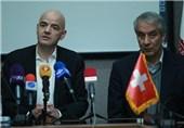 گام بلند کفاشیان از کنفدراسیون فوتبال آسیا تا فیفا