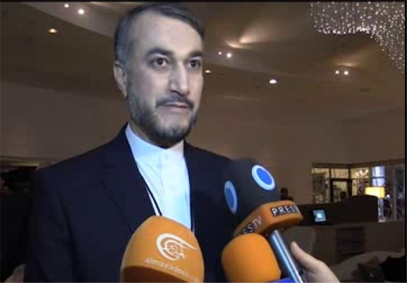 Diplomacy Only Solution to Syria Crisis: Iran's Deputy FM