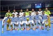 Iran Futsal Team Defeats Uzbekistan in Friendly
