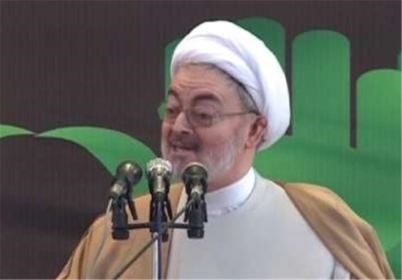 یوسف صدیق عربانی/امام جمعه موقت رشت