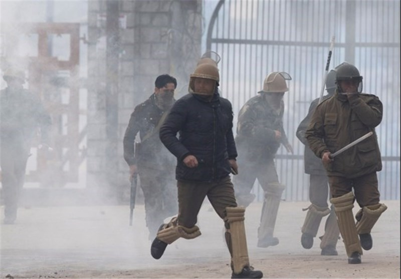 Clashes in Indian Kashmir after Three Militants Killed
