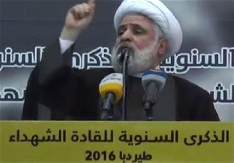 نعیم قاسم : لا مستقبل لـ«إسرائیل» فی منطقتنا مع وجود المقاومة + فیدیو