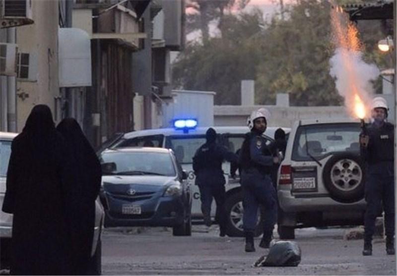 بالصور؛ مدن بحرینیة تنتفض فی الذکرى الخامسة للثورة