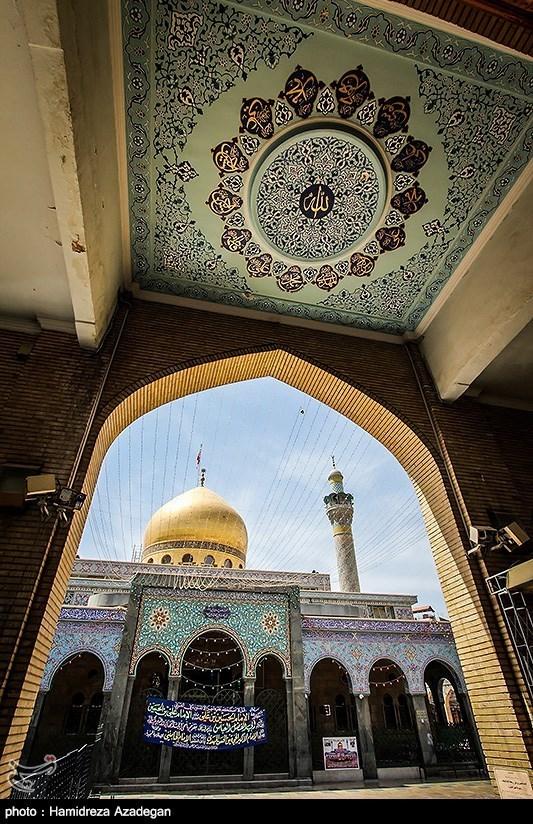 عکس های از حرم حضرت زینب