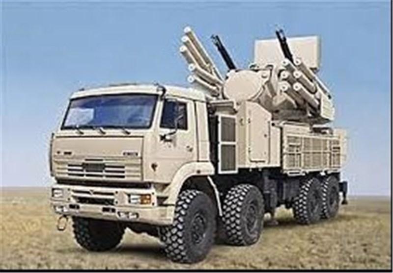 """روسیا تسلم العراق 20 الیة من طراز """"بانتسیر-إس1"""""""