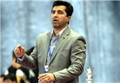 Iran Coach Nazemasharieh Expects Title in AFC Futsal Championship