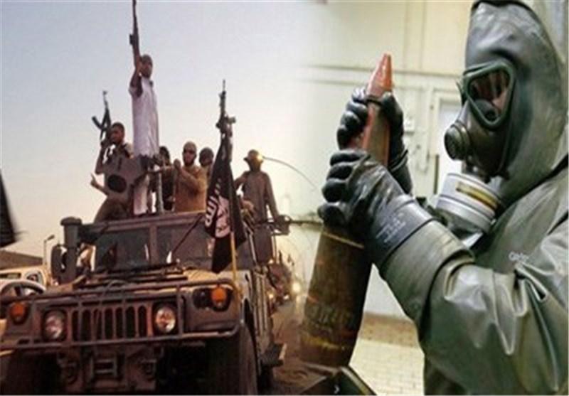 IŞİD'DEN KİMYASAL SALDIRI