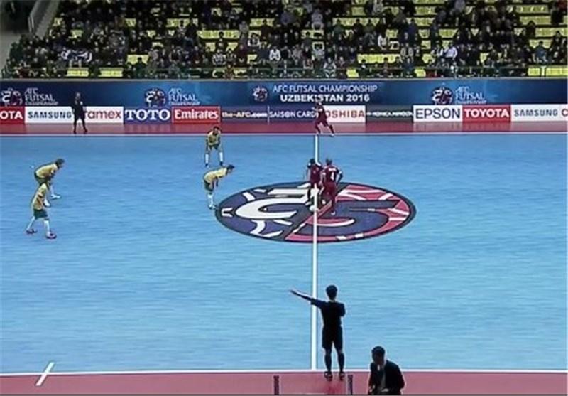 مسابقات فوتسال جام «فرهنگ، هنر، رسانه» در مشهد برگزار میشود