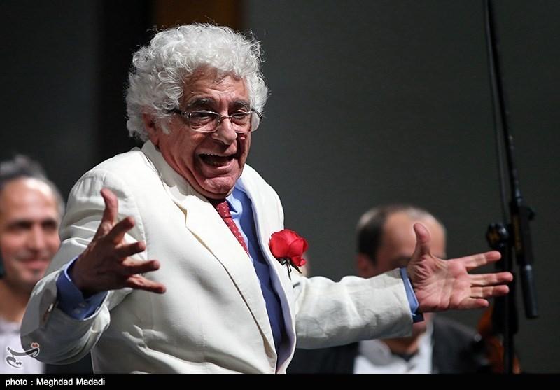 اجرای ارکستر ملی با رهبری لوریس چکناواریان به روایت تصویر