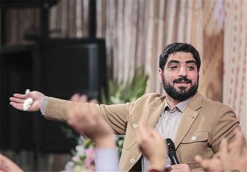 فیلم/مولودی خوانی عید سعید غدیر خم با نوای سید مجید بنی فاطمه