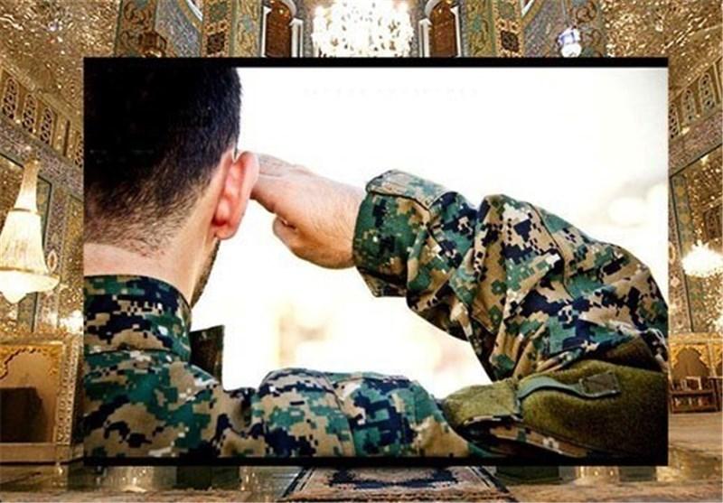 مدافع حرم تزئینی