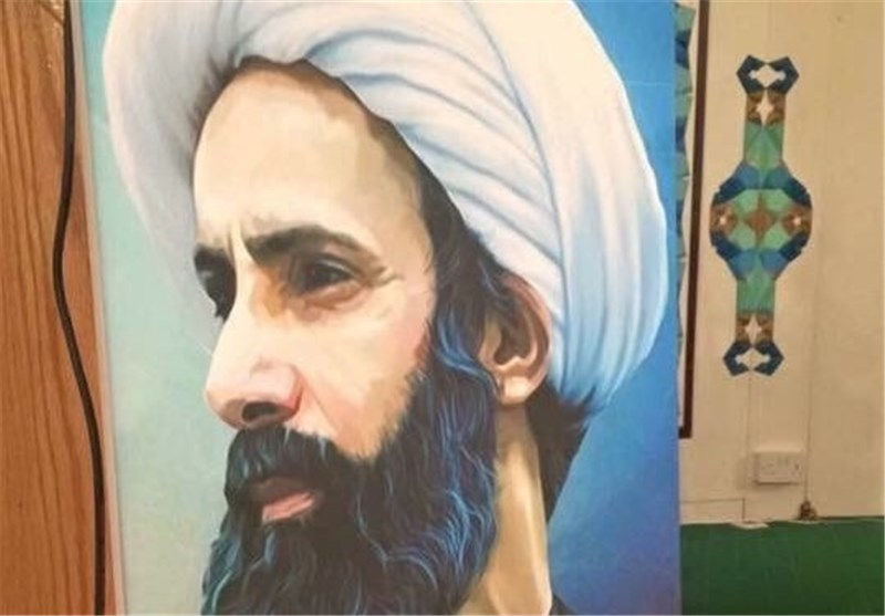 Bahrainis March to Mark First Anniversary of Sheikh Nimr's Execution